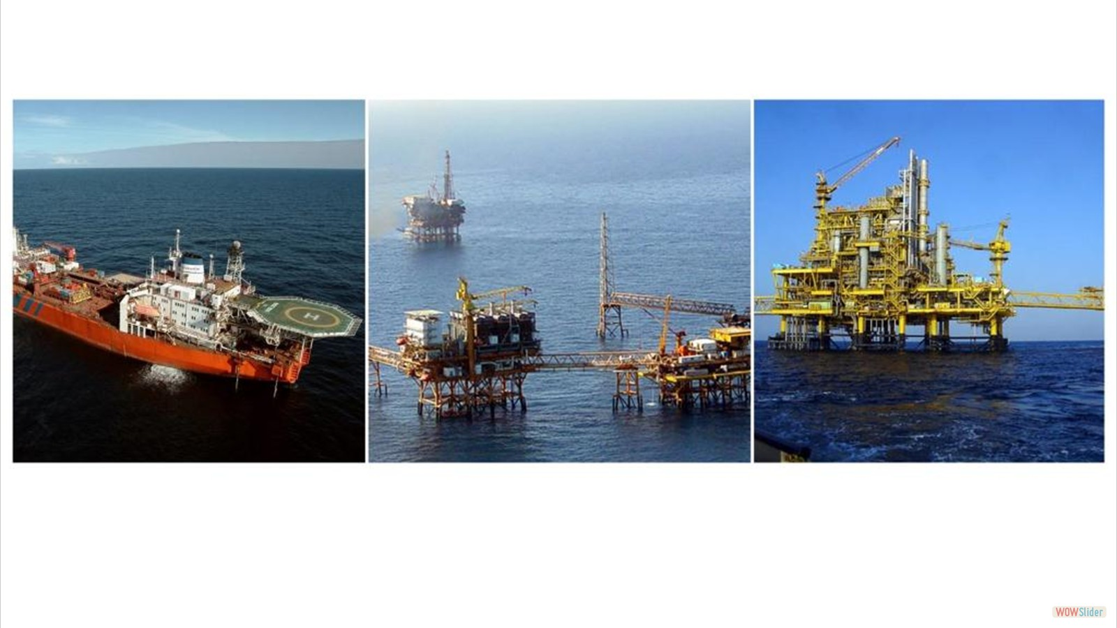 Experience in Offshore Expediting