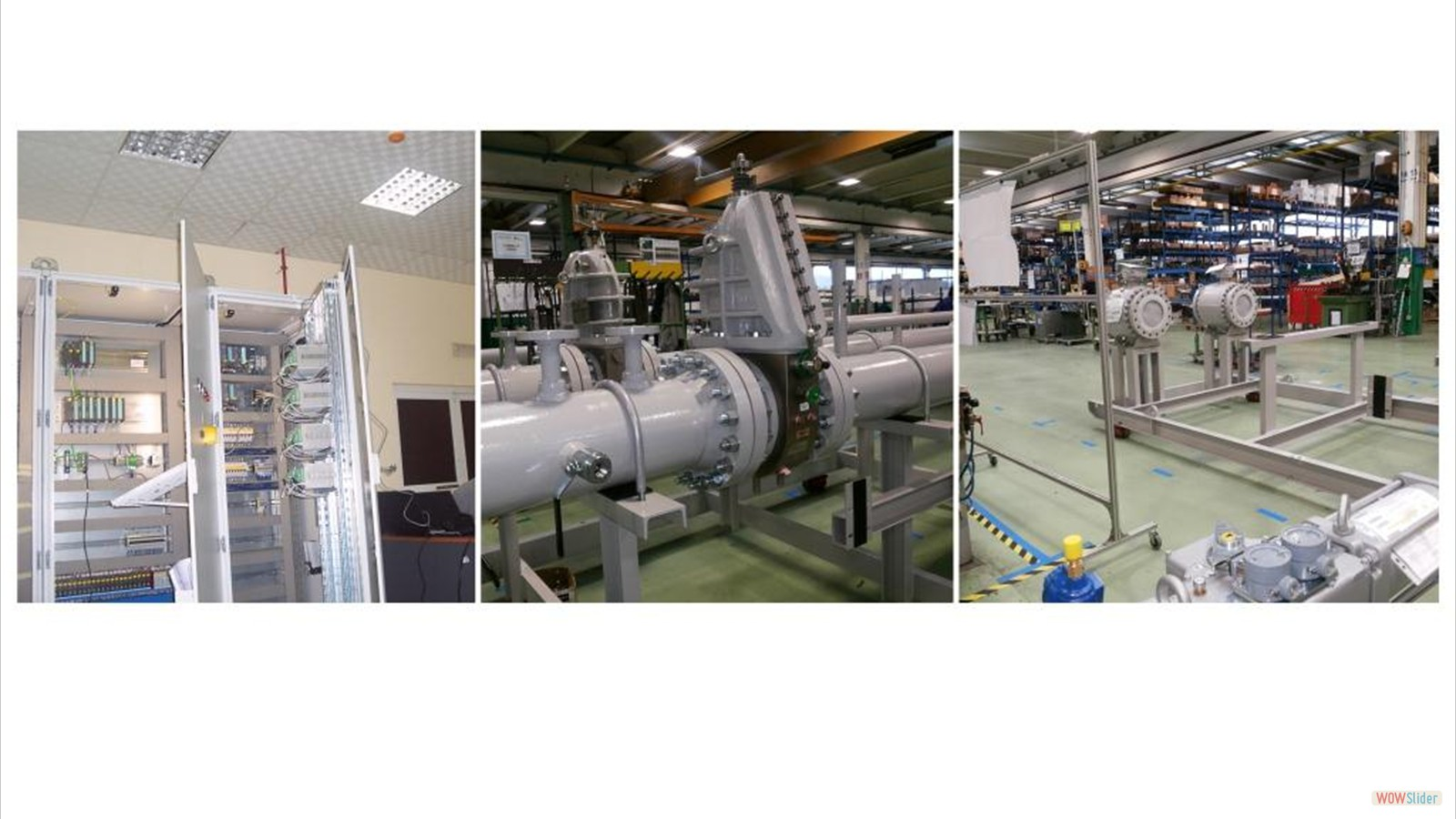 Plc Integration Works, Process Equipment Manufacturing Assemblage